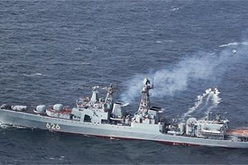 Lý do Hạm đội Biển Đen của Nga được đặt trong tình trạng sẵn sàng chiến đấu?
