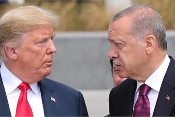 """Tin tổng hợp 25/7: Nguyên nhân thực sự khiến quan hệ Mỹ-Thổ Nhĩ Kỳ """"dậy sóng"""" là gì?"""