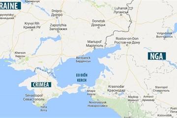 Hé lộ kế hoạch mới nhất của Kiev đưa Bán đảo Crimea trở về Ukraine