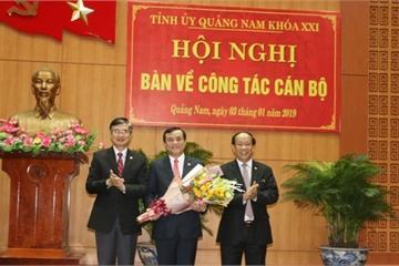 Ông Phan Việt Cường được bầu làm Bí thư Tỉnh ủy Quảng Nam