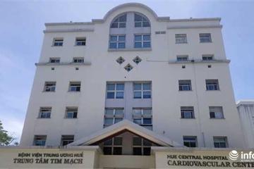 BV Trung ương Huế:  Khám, phẫu thuật miễn phí cho bệnh nhân tim mạch Hà Tĩnh