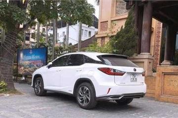 Lùm xùm vụ cấp biển số 'siêu đẹp' cho xe sang Lexus: Rút đơn, thôi đình chỉ cán bộ