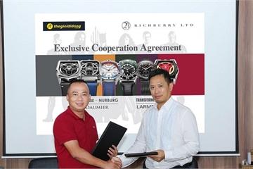 TGDĐ độc quyền phân phối đồng hồ bản quyền Liên Minh Công lý và Transformer