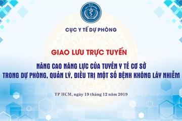 Bệnh không lây nhiễm: Việt Nam vẫn đang phải đối mặt với sự gia tăng