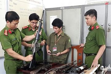 Đà Nẵng: Chặn vũ khí, vật liệu nổ trái phép qua sân bay, nhà ga, bến xe, cảng