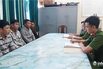 Đà Nẵng: Tạm giam 4 đối tượng đánh công an vì bị nhắc nhở hát khuya ồn ào