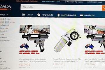 Công an Đà Nẵng cảnh báo tình trạng mua bán vũ khí quân dụng trên mạng xã hội
