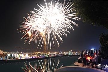 Đà Nẵng: Không tổ chức Lễ hội Pháo hoa quốc tế 2020