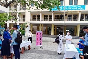 Đà Nẵng: Học sinh lớp 11 trở xuống tiếp tục nghỉ học đến hết 15/3