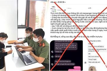 Đà Nẵng: Bị phạt 10 triệu vì phao tin '2 bệnh nhân người Anh đưa gái về khách sạn'