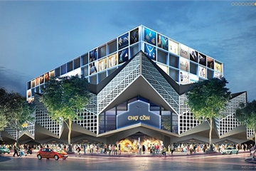 Đà Nẵng: Mời người dân góp ý chọn phương án thiết kế kiến trúc Chợ Cồn