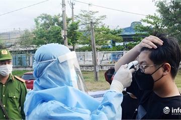 Chưa thực hiện cách ly công dân từ các địa phương có dịch đến Đà Nẵng