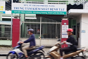Đà Nẵng: Tạm ngừng hoạt động tiêm chủng trong 15 ngày