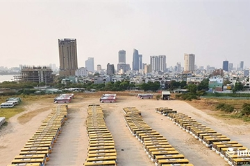 Đà Nẵng: Tiếp tục tạm dừng vận tải khách để tránh lây lan Covid-19