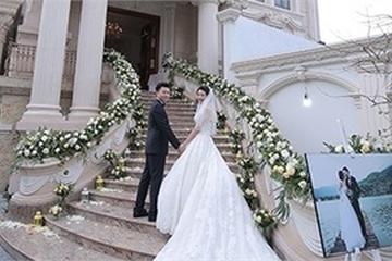 Trầm trồ trước độ chịu chơi của thiếu gia Nam Định: Chi 1 tỷ làm hoa cưới