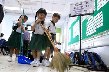 10 điều bên trong trường học khiến người Nhật được cả thế giới ngưỡng mộ