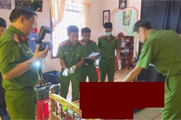 Đắk Lắk: Giết vợ dã man rồi dựng hiện trường giả tai nạn giao thông