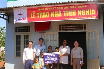 Công ty Điện lực Đắk Nông nỗ lực xây dựng vì sự phát triển kinh tế xã hội địa phương