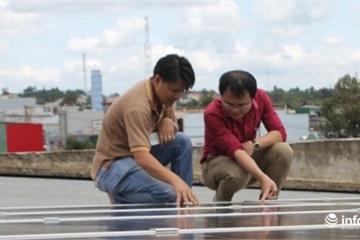 Đắk Nông: Khai thác tiềm năng phát triển hệ thống điện mặt trời áp mái