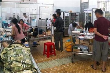 Đắk Lắk: Thêm vụ nghi ngộc độc thực phẩm mới, đã có hàng trăm người nhập viện