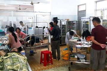 Đắk Lắk: Xác định được nguyên nhân khiến hàng trăm người nhập viện sau khi ăn tiệc