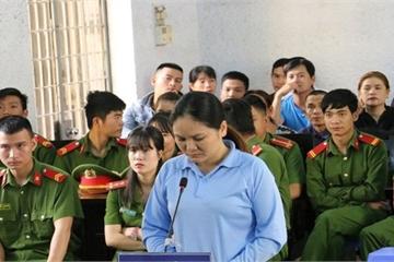 """Đắk Lắk: Tuyên án tử hình """"nữ quái"""" vận chuyển 22 bánh ma túy từ Lào về Việt Nam"""