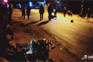 Đắk Lắk: Va chạm xe máy kinh hoàng, 3 người thương vong