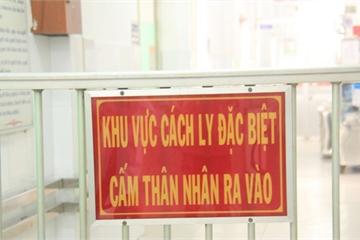 Cách ly 2 nữ sinh Đại học Tây Nguyên sau khi về Ninh Thuận
