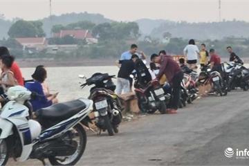Đắk Lắk: Trăm người kéo về hồ Ea Kao, túm tụm nói chuyện