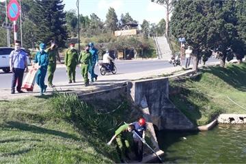 Lâm Đồng: Nam thiếu niên tử vong ở hồ Xuân Hương, chưa xác định được danh tính