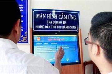Nâng xếp hạng Chính phủ điện tử của Việt Nam lên 10-15 bậc vào năm 2020