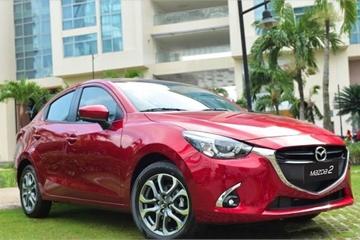 Xe Mazda giảm giá 30 triệu đồng, hút khách mùa Tết