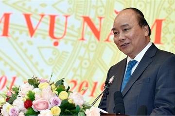 Thủ tướng Nguyễn Xuân Phúc: Phải dùng công nghệ cao để quản lý báo chí, mạng xã hội