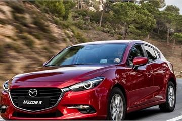 Mazda3 mới giảm giá 20 triệu đồng, có thêm ghế lái chỉnh điện