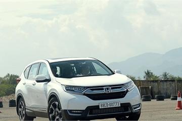 """Honda CR-V bán chạy gấp đôi, """"vượt mặt"""" Toyota Vios trở thành xe bán chạy nhất Việt Nam"""