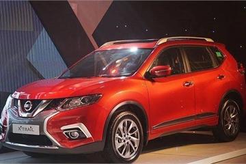 Giảm giá toàn bộ xe Nissan tại Việt Nam, X-Trail V-series giảm thêm 30 triệu