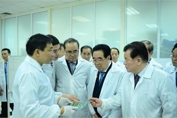 """Phái đoàn Triều Tiên của Chủ tịch Kim Jong Un:""""Chúng tôi rất ấn tượng với công nghệ của Viettel"""""""
