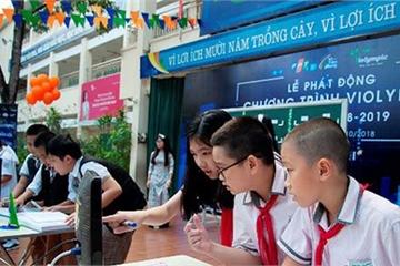 FPT cấp giấy chứng nhận điện tử cho thí sinh dự ViOlympic vòng cấp tỉnh, thành phố