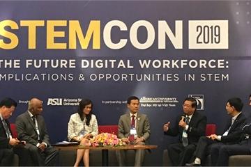 Tìm lời giải cho bài toán tăng năng lực lao động trong lĩnh vực STEM