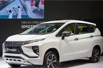 Mitsubishi Xpander sẽ khan hàng trong vài tháng tới