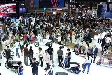 Thị trường xe máy giảm nhiệt, Honda, Yamaha sụt giảm doanh số