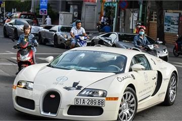 Siêu xe có giá tính phí trước bạ 66 tỷ đồng, mức phí cao nhất Việt Nam