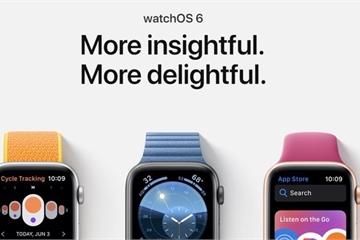 Apple Watch theo dõi chu kỳ kinh nguyệt, ngày dễ thụ thai