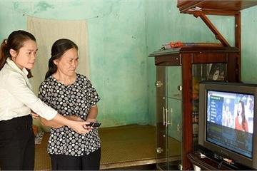 Ngày 30/6/2019, tắt sóng truyền hình analog ở 12 tỉnh miền Trung