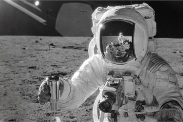 50 năm trước, con người đã bỏ lại những gì trên Mặt Trăng?