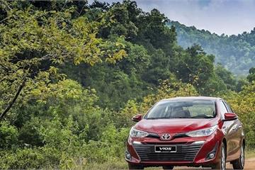 Giá xe Toyota Vios tại đại lý tiếp tục giảm còn dưới 470 triệu