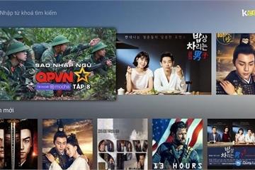 Truyền hình OTT nội đẩy mạnh đầu tư kênh trực tuyến, sản xuất phim bộ độc quyền