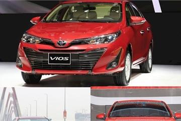 Toyota Vios, Hyundai Accent và Kia Soluto: Cạnh tranh khốc liệt ở phân khúc hạng B