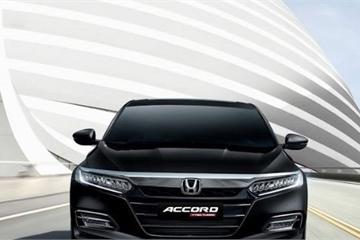 Honda Việt Nam chính thức nhận đặt xe Honda Accord mới