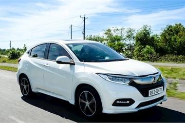 Honda HR-V giảm giá để kích cầu cuối năm